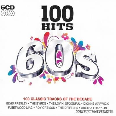 100 Hits - 60s [2007] / 5xCD