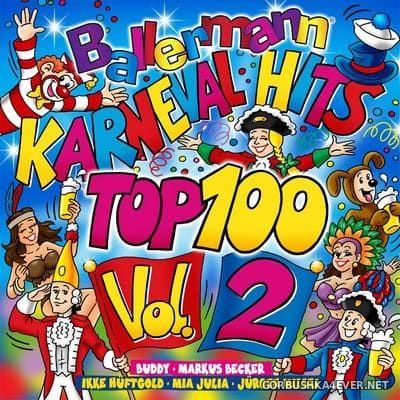 Ballermann Karneval Hits Top 100 vol 2 [2019]