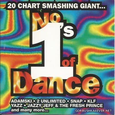 [Telstar] Number Ones Of Dance [1993]