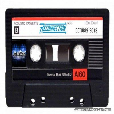 DJ Drack - HiNRG ReConnection October Mix 2018