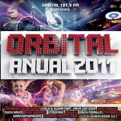 [ViDISCO] Orbital Anual 2011 vol 01 [2011] / 2xCD