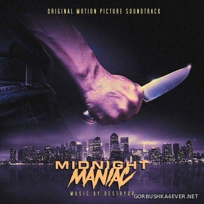 Destryur - Midnight Maniac [2018]