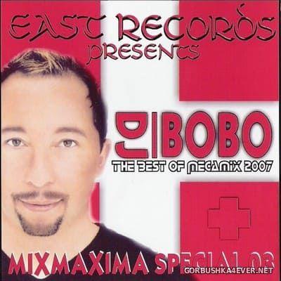 [East Records] Mixmaxima Special vol 03 (DJ Bobo Edition) [2007]