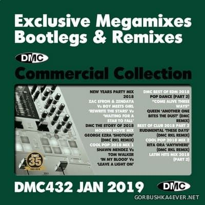 DMC Commercial Collection 432 [2019] January / 2xCD