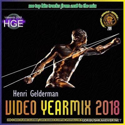 Henri Gelderman Videomix 2018 / Audio Version