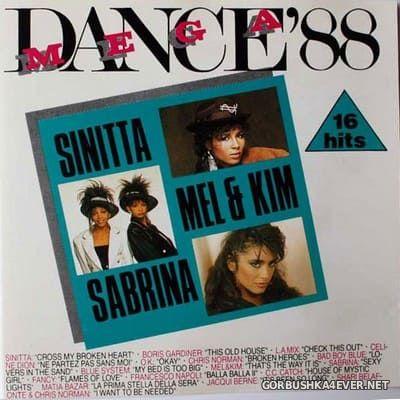 [Mega Records] Mega Dance '88 [1988]