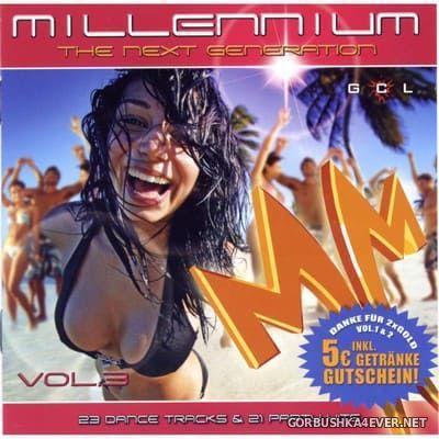 Millennium - The Next Generation vol 3 [2009] / 2xCD