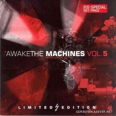 Awake The Machines vol 5 [2005] / 2xCD