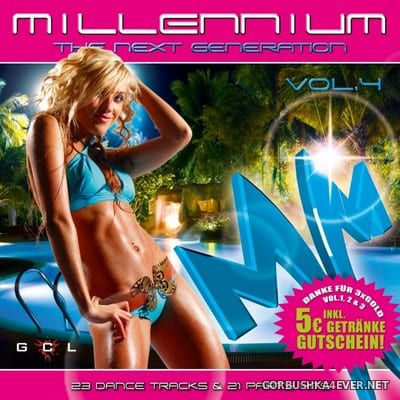 Millennium - The Next Generation vol 4 [2009] / 2xCD