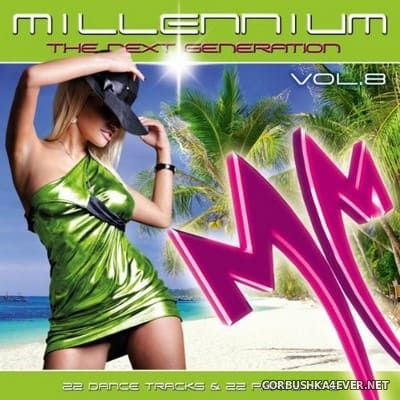 Millennium - The Next Generation vol 8 [2010] / 2xCD
