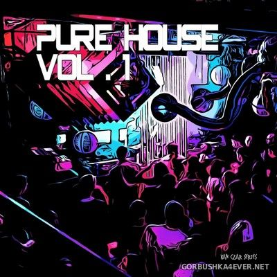 Pure House vol 1 [2019] Mixed By Disco Van