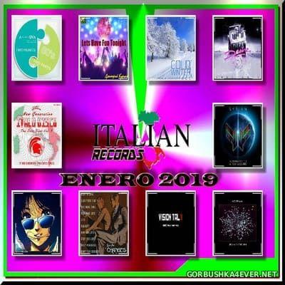 DJ Divine - Italo NRG Enero Mix 2019