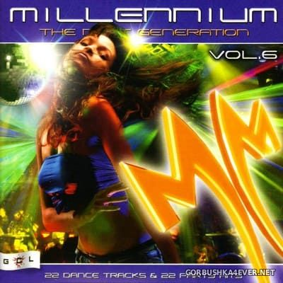 Millennium - The Next Generation vol 6 [2010] / 2xCD