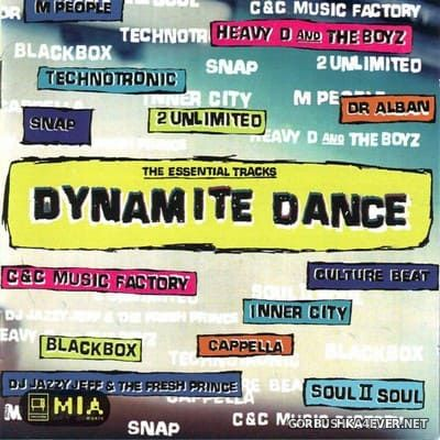 [MIA Music] Dynamite Dance [1998] / 2xCD