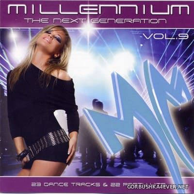 Millennium - The Next Generation vol 9 [2010] / 2xCD