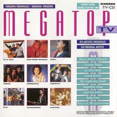 [Diamond] Megatop TV [1990] / 2xCD