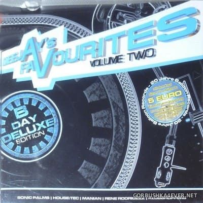 Deejays Favourites vol 2 [2009]