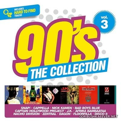 90s The Collection vol 3 [2019] / 2xCD