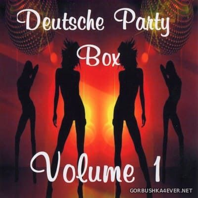 Deutsche Party Box vol 1 [2018] / 2xCD