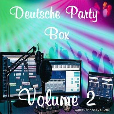 Deutsche Party Box vol 2 [2019] 2xCD