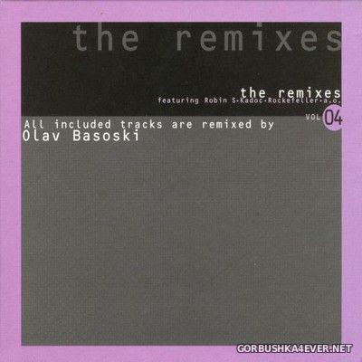 [Disky Dance] The Remixes vol 04 - Olav Basoski [2005]