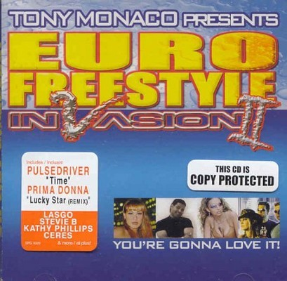 Tony Monaco presents Euro Freestyle Invasion II [2001]