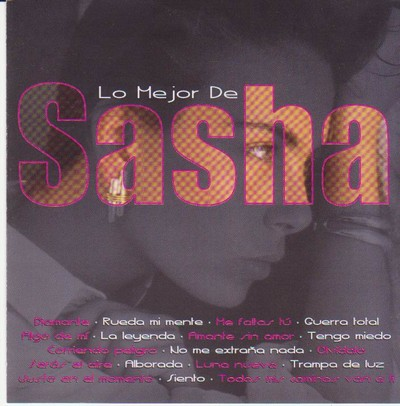 Sasha - Lo Mejor De Sasha [2002]