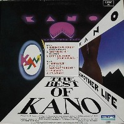 Kano - The Best Of Kano [1983]