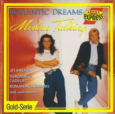 Modern Talking - Romantic Dreams [1988]