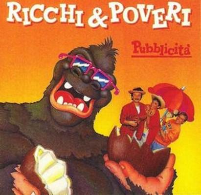 Ricchi e Poveri - Pubblicita [1987]