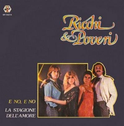 Ricchi e Poveri - La Stagione Dell'Amore [1980]