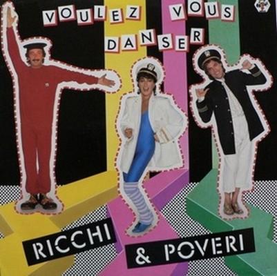 Ricchi e Poveri - Voulez Vous Danser [1983]