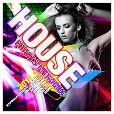 House Charts Megamix volume 02 [2011] / 2xCD