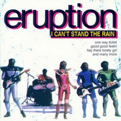 Eruption - I Can't Stand The Rain [1995]