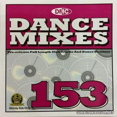 [DMC] Dance Mixes 153 [2016]