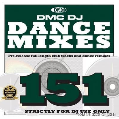 [DMC] Dance Mixes 151 [2016]
