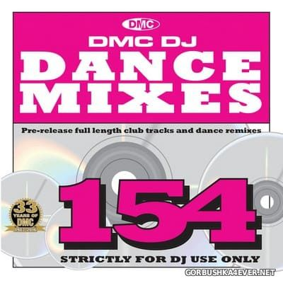 [DMC] Dance Mixes 154 [2016]