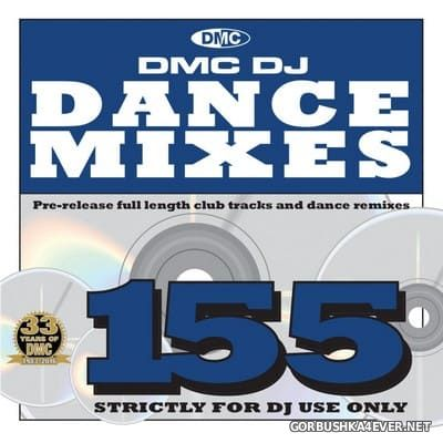 [DMC] Dance Mixes 155 [2016]