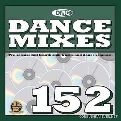 [DMC] Dance Mixes 152 [2016]