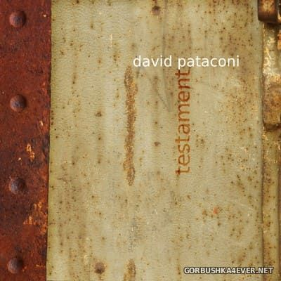 David Pataconi - Testament [2017] / 2xCD