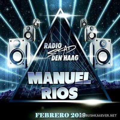 DJ Manuel Rios - Febrero Mix 2019