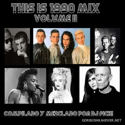 DJ Pich - This Is 1990 vol 2 [2019]