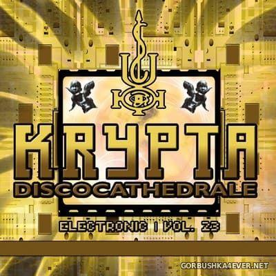 [Balloon Records] Krypta Discocathedrale - Electronic [2008] / 2xCD