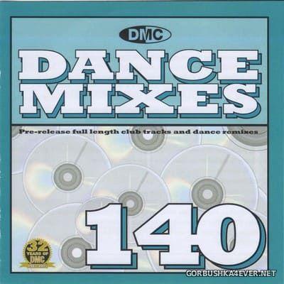 [DMC] Dance Mixes 140 [2015]