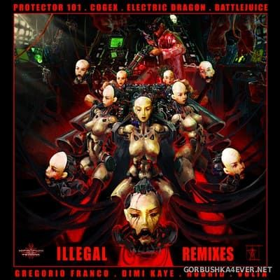 Microchip Terror - Illegal Remixes [2018]