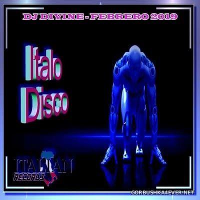 DJ Divine - Italo Febrero Mix 2019