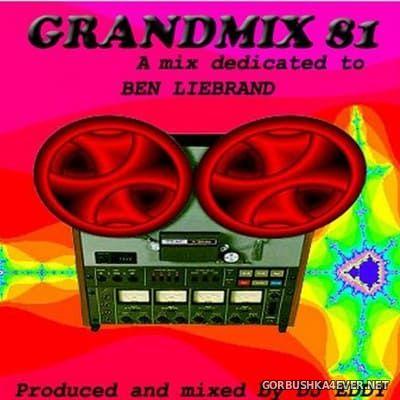 DJ Eddy - Grand Mix 1981