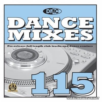 [DMC] Dance Mixes 115 [2014]