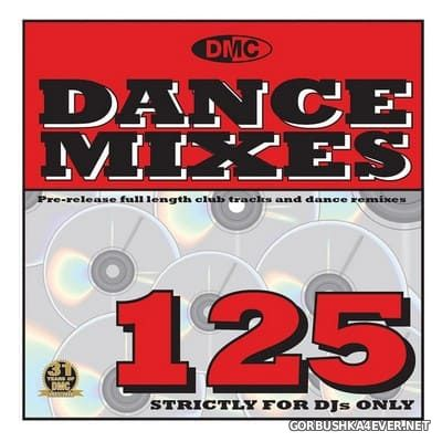 [DMC] Dance Mixes 125 [2014]