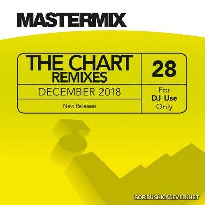 [Mastermix] The Chart Remixes vol 28 [2018]